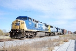 CSX 9018,8726,8666